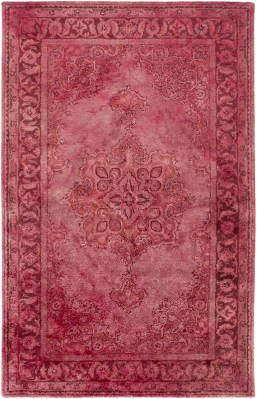 Surya MYK-5013 Mykonos Hand Tufted 100% Wool Rug 5 x 8 Rectangle Home Sale $1095.60 ITEM: bci2706402 ID#:MYK5013-58 UPC: 888473248828 :