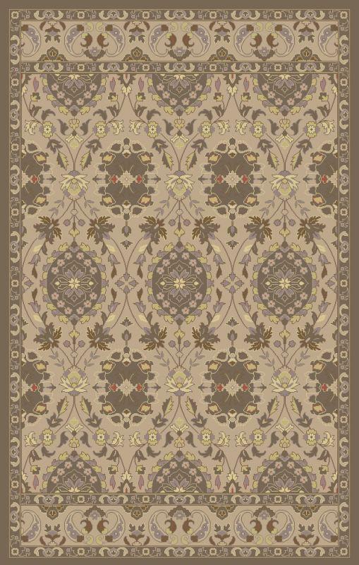 Surya MYK-5019 Mykonos Hand Tufted 100% Wool Rug 5 x 8 Rectangle Home Sale $1095.60 ITEM: bci2706426 ID#:MYK5019-58 UPC: 888473081784 :