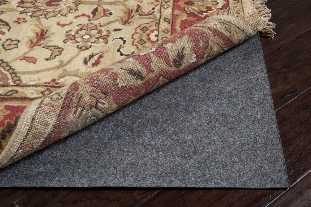Surya PAD-S Standard Felted Wool Rug Pad 12 x 15 Home Decor Rug Pad