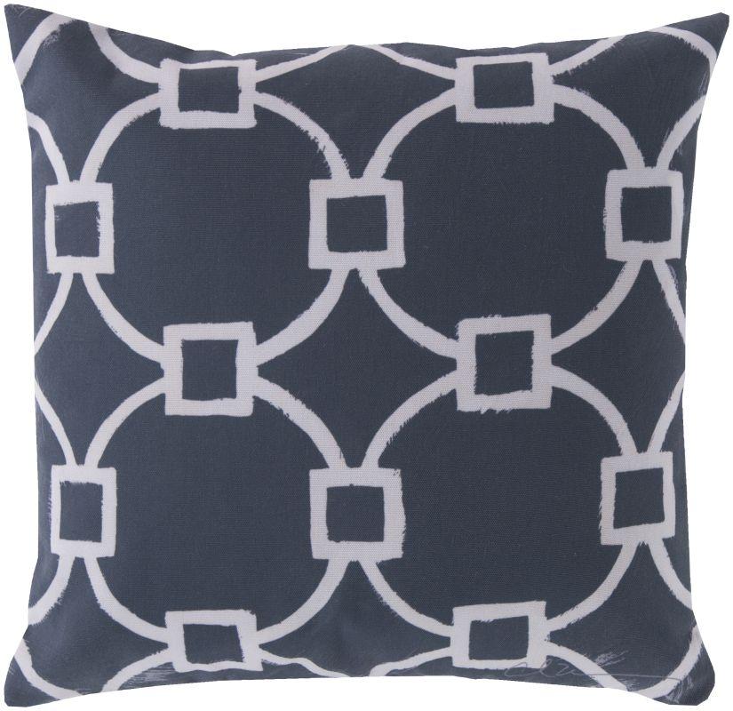 Surya RG-045 Rain Indoor / Outdoor Pillow 20 x 20 Home Decor Pillows