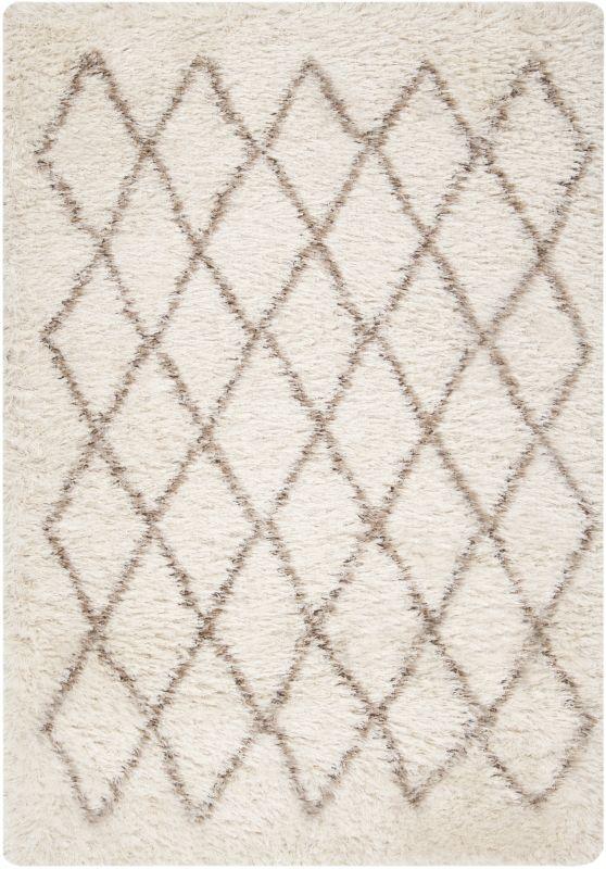 Surya RHA1007 Rhapsody Power Loomed 50% Polyester 50% Wool Rug 8 x 10