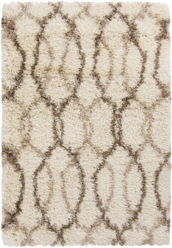 Surya RHA1031 Rhapsody Power Loomed 50% Polyester 50% Wool Rug 2 x 3