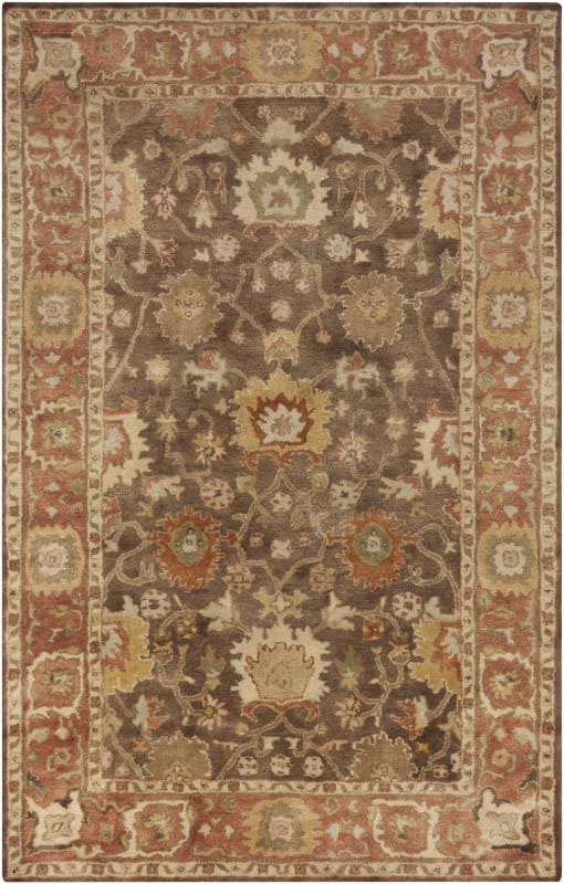 Surya RLC3000 Relic Hand Tufted 100% Wool Rug 8 x 10 Rectangle Home Sale $1862.40 ITEM: bci2713750 ID#:RLC3000-810 UPC: 888473092223 :