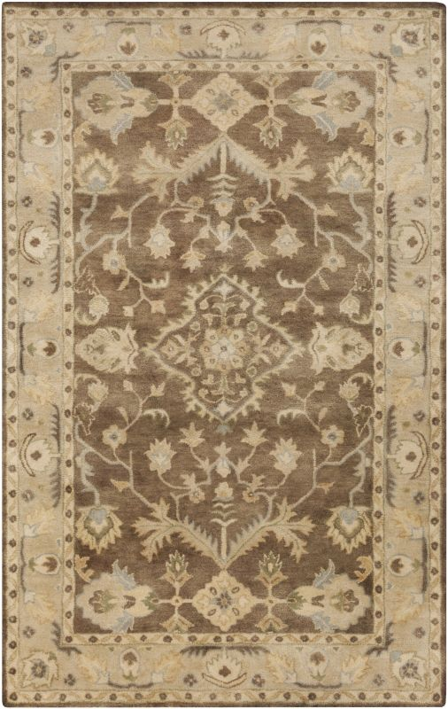 Surya RLC3003 Relic Hand Tufted 100% Wool Rug 8 x 10 Rectangle Home Sale $1862.40 ITEM: bci2713762 ID#:RLC3003-810 UPC: 888473092438 :