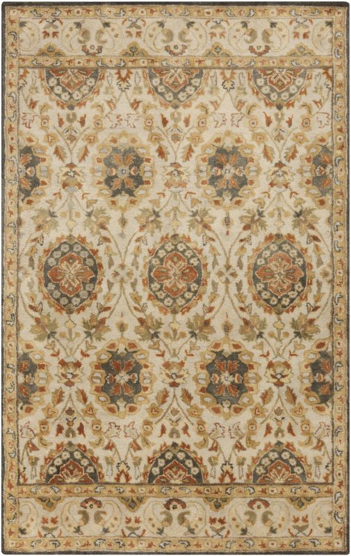 Surya RLC3004 Relic Hand Tufted 100% Wool Rug 8 x 10 Rectangle Home Sale $1862.40 ITEM: bci2713768 ID#:RLC3004-810 UPC: 888473092506 :