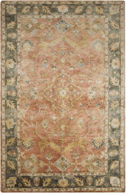 Surya RLC3007 Relic Hand Tufted 100% Wool Rug 8 x 10 Rectangle Home Sale $1862.40 ITEM: bci2713786 ID#:RLC3007-810 UPC: 888473092711 :