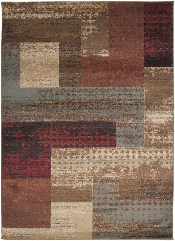 Surya RLY5004 Riley Power Loomed 100% Polypropylene Rug 8 x 11