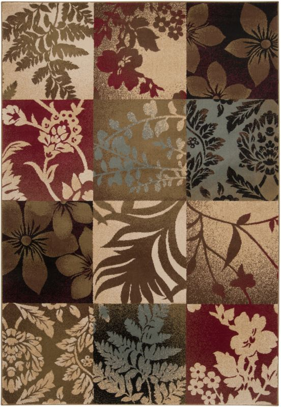 Surya RLY5015 Riley Power Loomed 100% Polypropylene Rug 8 x 11
