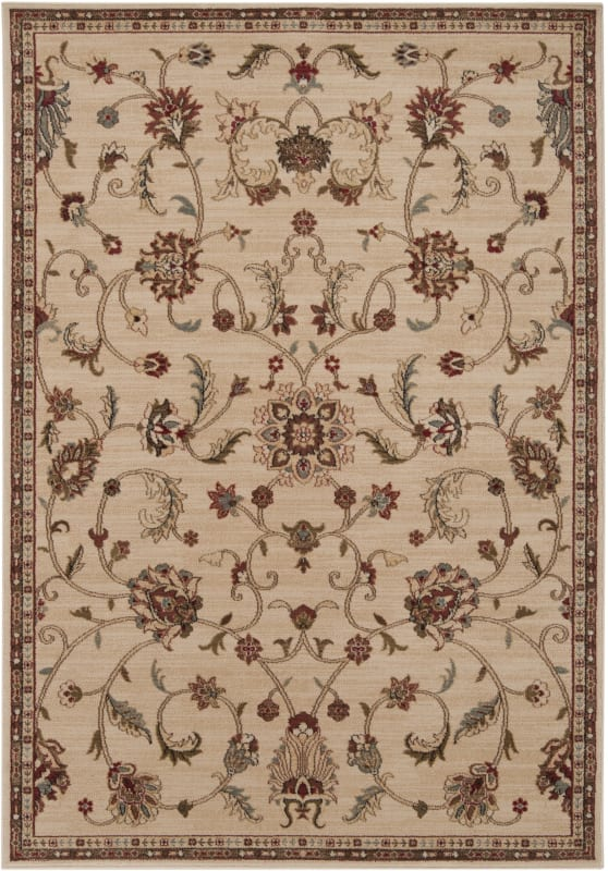 Surya RLY5026 Riley Power Loomed 100% Polypropylene Rug 8 x 11
