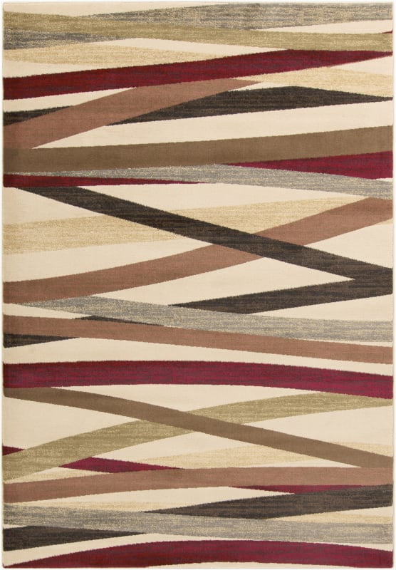 Surya RLY5058 Riley Power Loomed 100% Polypropylene Rug 4 x 5 1/2