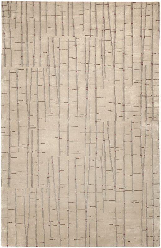 Surya SH7402 Shibui Hand Knotted 100% Semi-Worsted New Zealand Wool