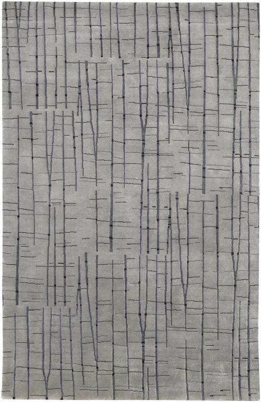 Surya SH7404 Shibui Hand Knotted 100% Semi-Worsted New Zealand Wool