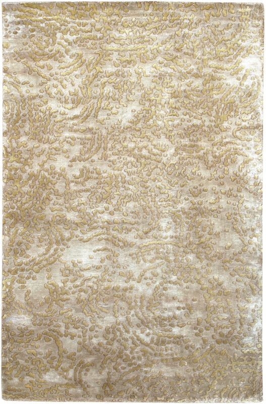 Surya SH7412 Shibui Hand Knotted 100% Semi-Worsted New Zealand Wool