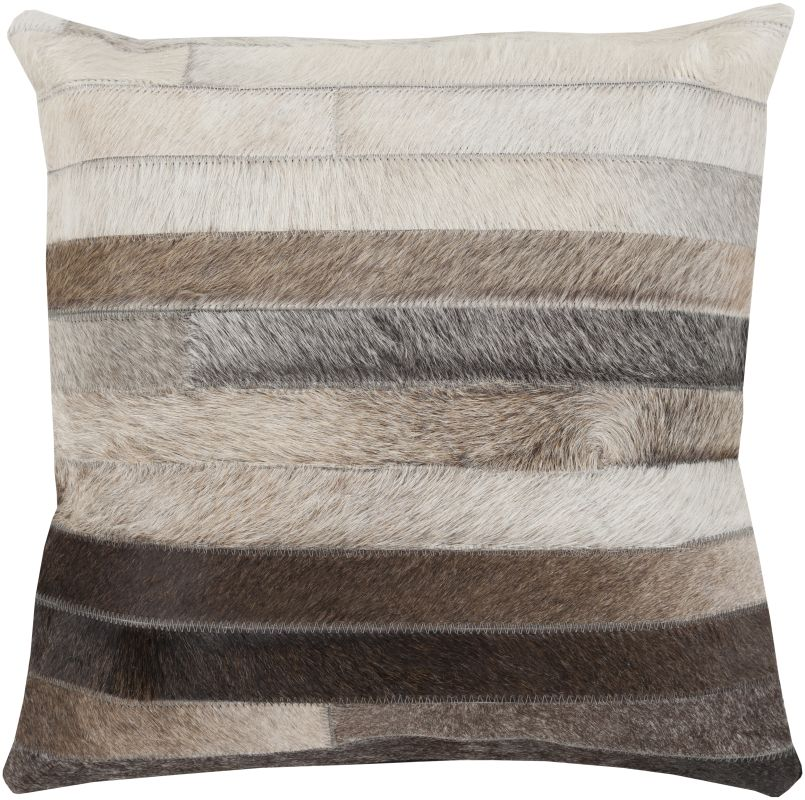 Surya TR-002 Square Indoor Decorative Pillow with Down or Polyester Sale $107.40 ITEM: bci2695157 ID#:TR002-1818P UPC: 888473102359 :