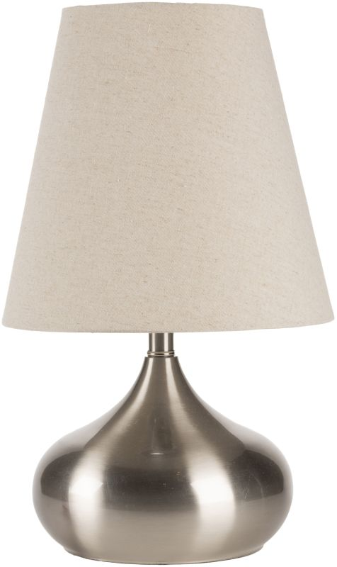 Surya VALP-001 Valerie 1 Light Table Lamp Gold Lamps Accent Lamps
