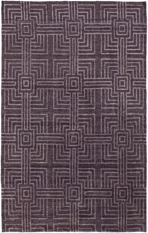 Surya VAN1001 Vanderbilt Hand Knotted 100% Bamboo Rug 8 x 11 Rectangle