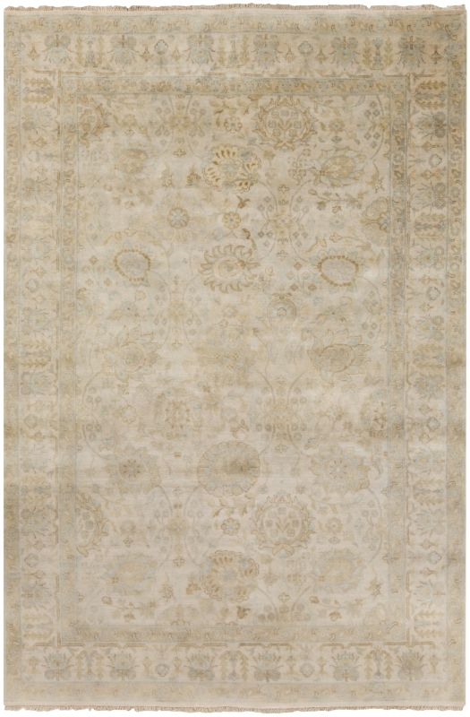 Surya VIC2003 Victoria Hand Knotted 100% New Zealand Wool Rug 8 x 11