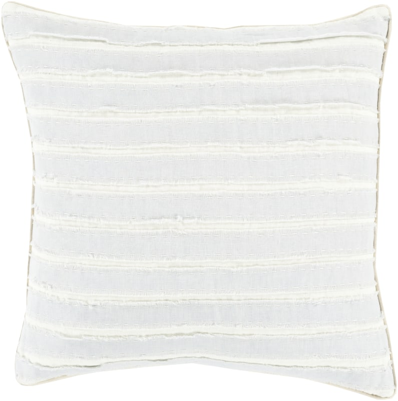 Surya WO-003 Square Indoor Decorative Pillow with Down or Polyester Sale $109.80 ITEM: bci2695239 ID#:WO003-2222P UPC: 888473105633 :