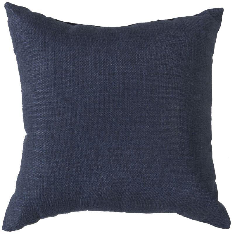 Surya ZZ-405 Storm Indoor / Outdoor Pillow 22 x 22 Home Decor Pillows