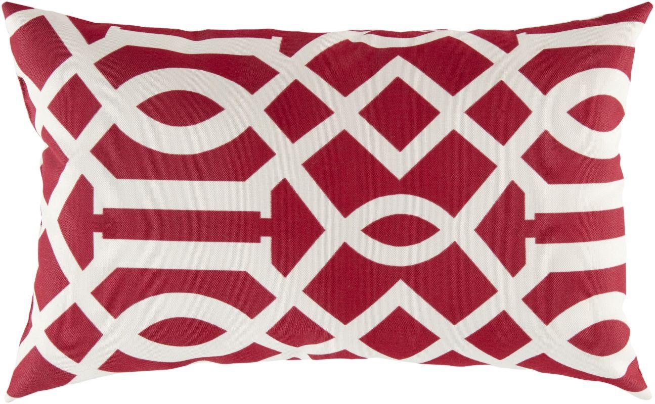 Surya ZZ-416 Storm Indoor / Outdoor Pillow 13 x 20 Home Decor Pillows