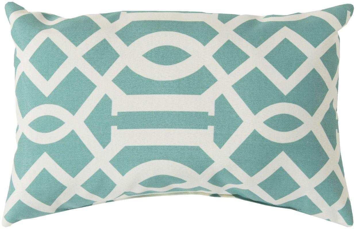 Surya ZZ-417 Storm Indoor / Outdoor Pillow 13 x 20 Home Decor Pillows