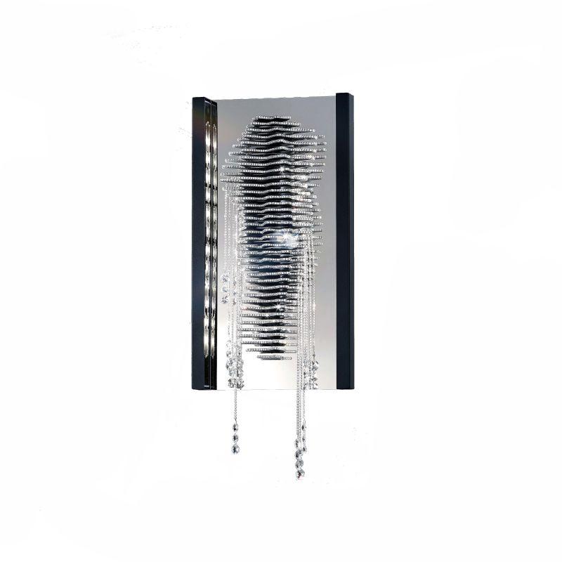 "Swarovski Sevetti STA200N Sevetti Single Light 9"" Wide 3000K LED Wall"