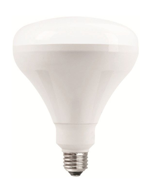 TCP LED17BR4027K Non-dimmable 17 Watt 2700K Smooth BR40 Lamp Frosted
