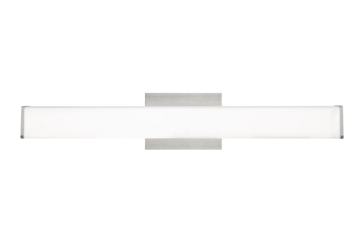 Tech Lighting 700BCLYNNY-CF Lynn 1 Light Fluorescent White Acrylic