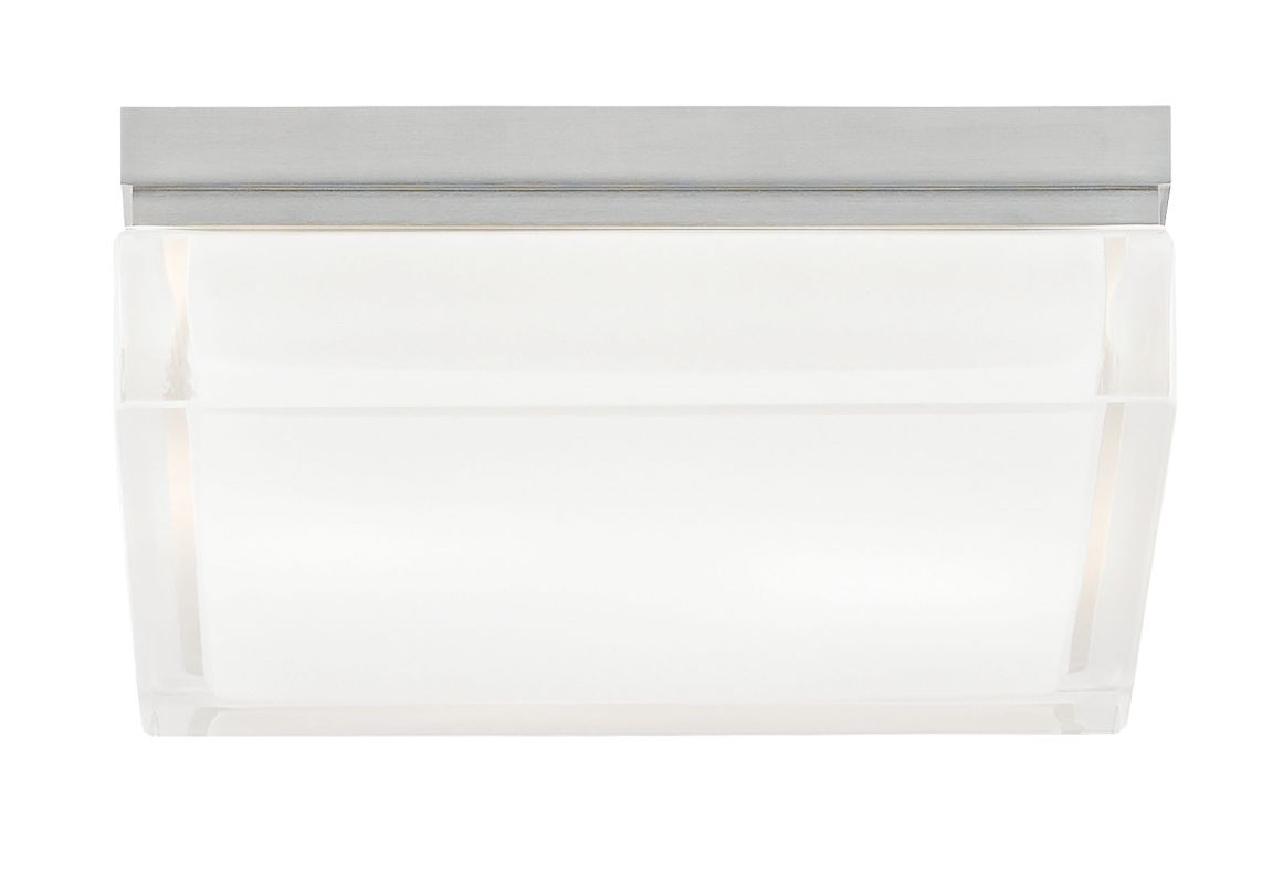 Tech Lighting 700BXL Boxie Large 2 Light Halogen Ceiling Fixture with