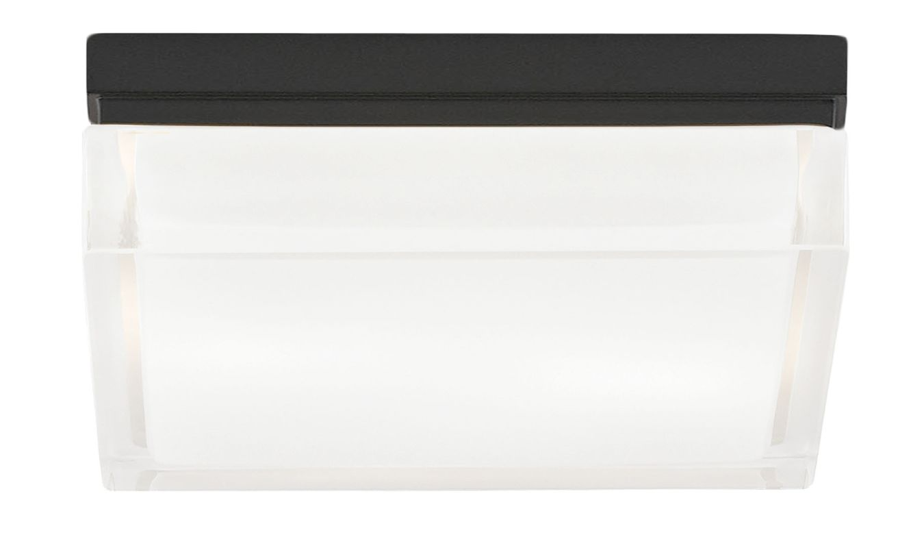 Tech Lighting 700BXL-LED Boxie Large 1 Light LED Ceiling Fixture with