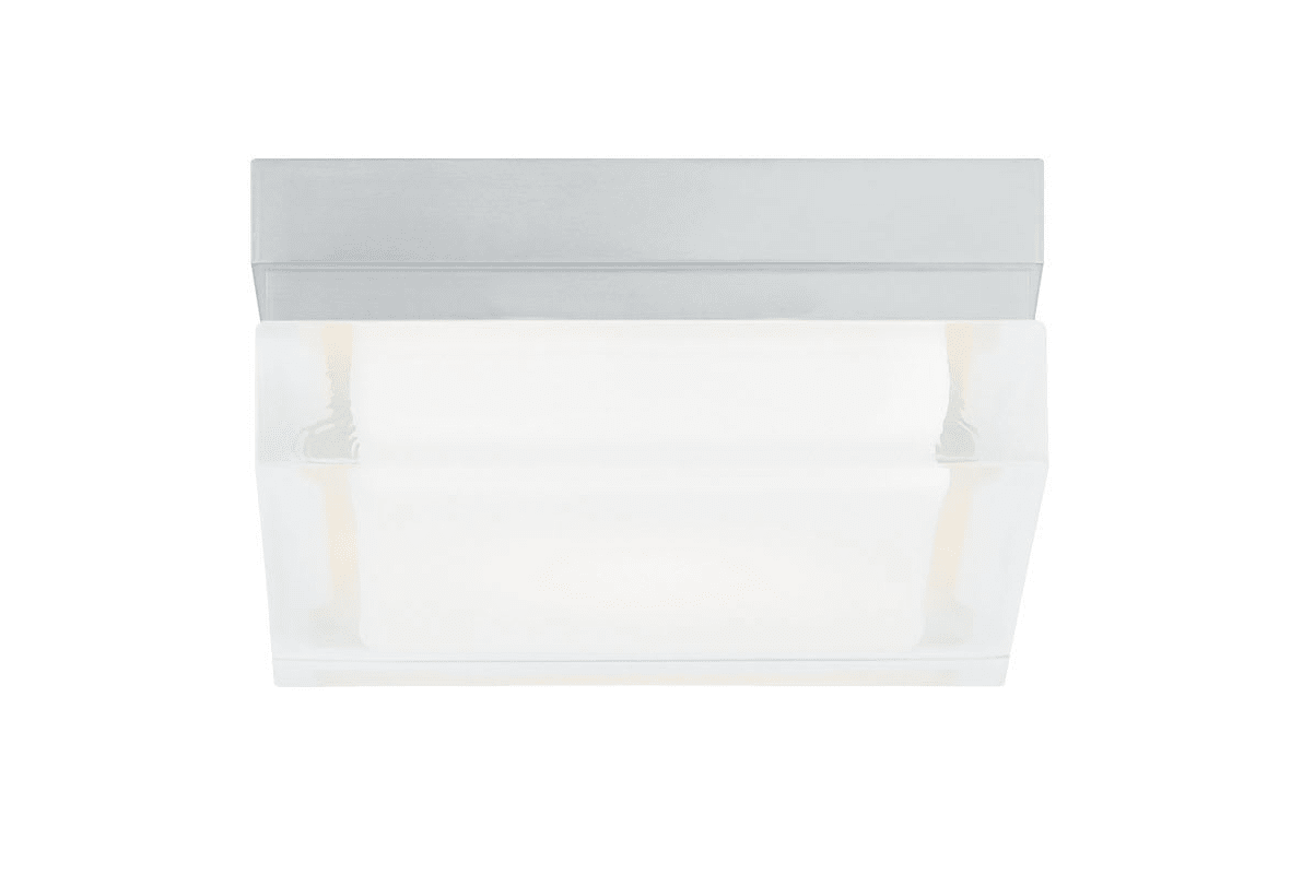 Tech Lighting 700BXS-LED Boxie Small LED Ceiling Fixture with Square