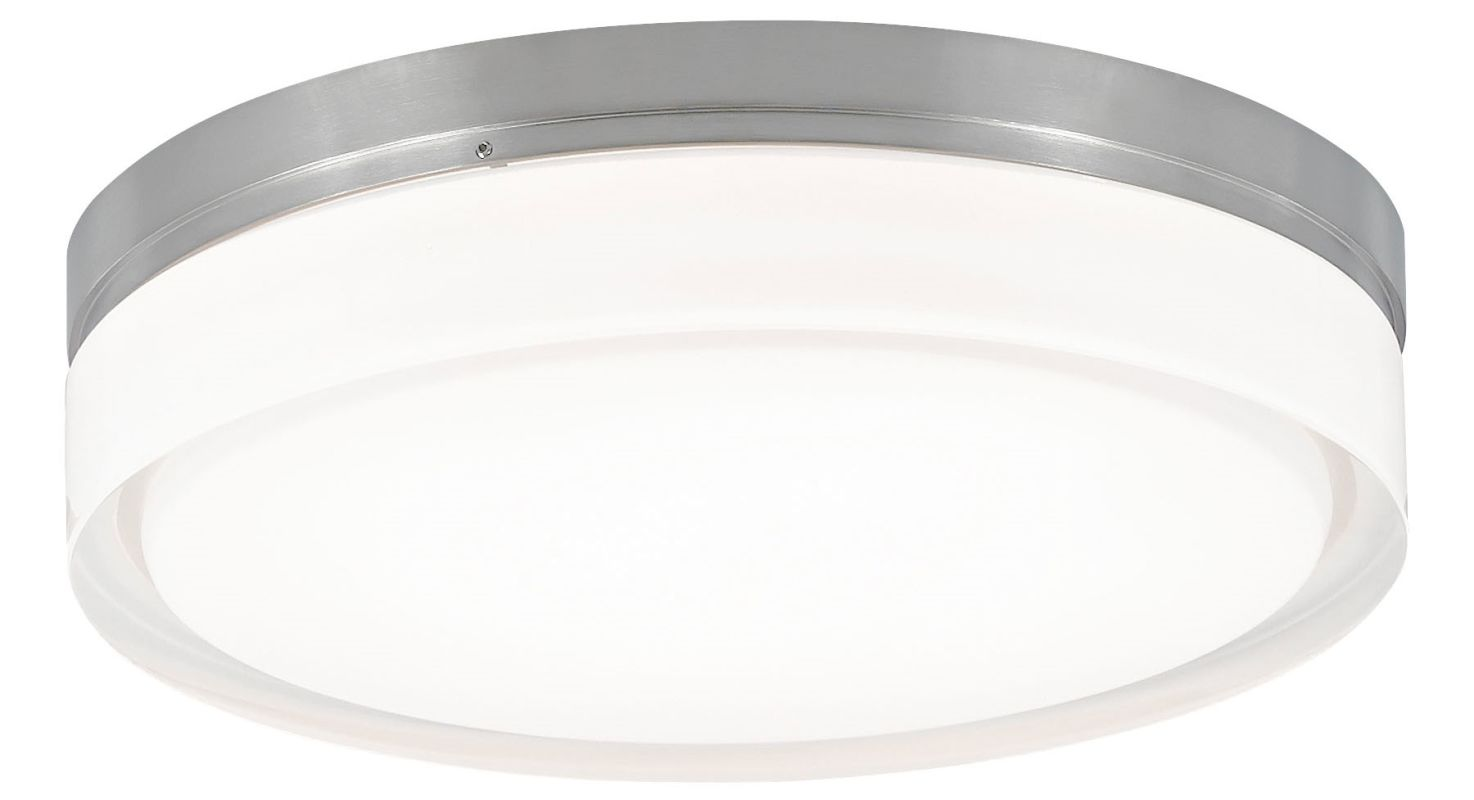 "Tech Lighting 700CQL Cirque Halogen 2 Light 11"" Flush Mount Ceiling"