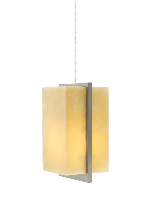 Tech Lighting 700FJCORH FreeJack Coronado Rectangular Onyx Shade