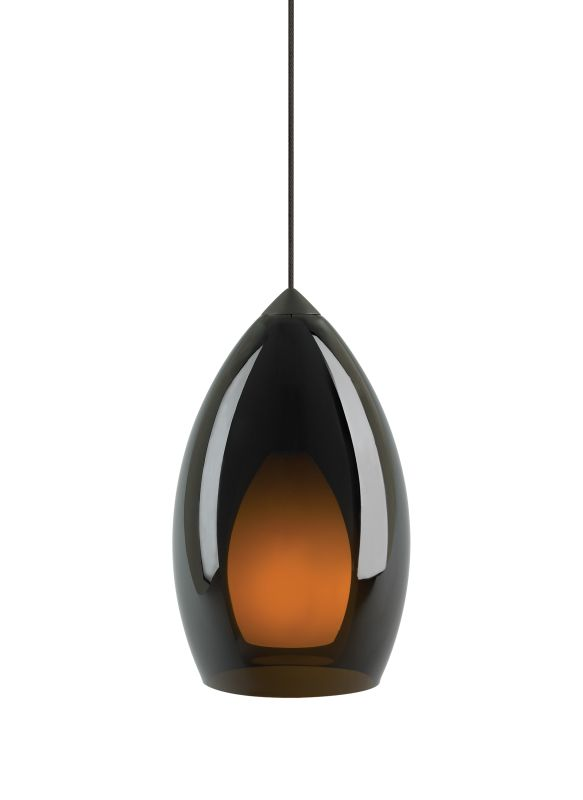 Tech Lighting 700FJFIRN FreeJack Fire Translucent Havana Brown Murano Sale $312.80 ITEM: bci1527659 ID#:700FJFIRNZ UPC: 884655019460 :