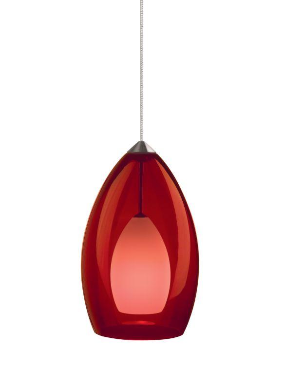 Tech Lighting 700FJFIRR FreeJack Fire Translucent Red Murano Glass Sale $300.80 ITEM: bci827051 ID#:700FJFIRRC UPC: 756460566531 :