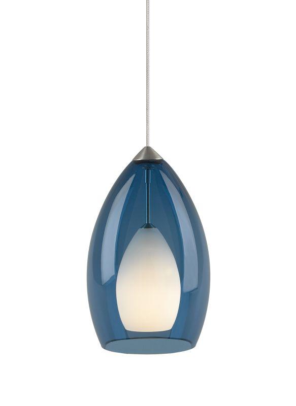 Tech Lighting 700FJFIRU FreeJack Fire Translucent Steel Blue Murano Sale $312.80 ITEM: bci2222020 ID#:700FJFIRUZ UPC: 884655019521 :