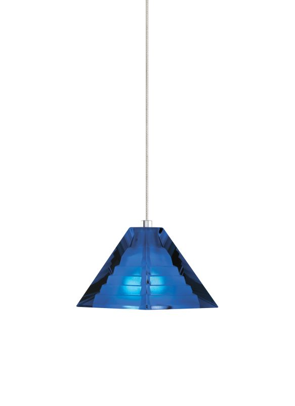 Tech Lighting 700FJPYRP FreeJack Cobalt Classic Pyramid Shaped Glass Sale $168.80 ITEM: bci828312 ID#:700FJPYRPZ UPC: 756460952020 :