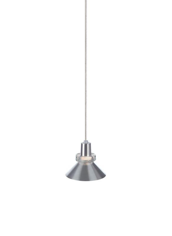 Tech Lighting 700FJWKSW FreeJack Hanging Wok Metal Shade Pendant with