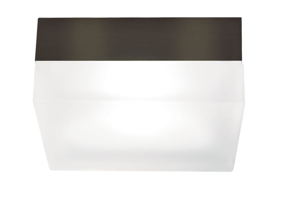 Tech Lighting 700FM90S 90 Small Square Glass Flush Mount Ceiling Sale $82.40 ITEM: bci1800605 ID#:700FM90SZ UPC: 884655148672 :
