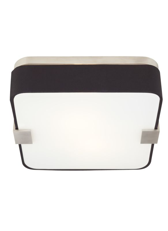 Tech Lighting 700FMPRVFB Province 2 Light Black Fabric Square Flush Sale $392.00 ITEM: bci2303147 ID#:700FMPRVFBS UPC: 884655237390 :