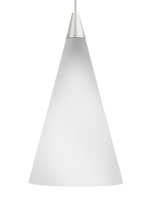 Tech Lighting 700KCONW-LED Cone 1 Light Kable Lite LED 12v Mini