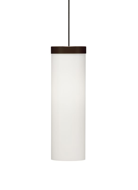 "Tech Lighting 700KLMHUDW Kable Lite Mini Hudson Frost Cylindrical Sale $239.20 ITEM: bci2261404 ID#:700KLMHUDWC UPC: 884655022156 Features: Clean, modern cylindrical glass shade topped with a simple metal cap detail Includes low-voltage, 50 watt halogen bi-pin lamp or 6 watt replaceable LED module and six feet of field-cuttable suspension cable Shown in Antique Bronze finishLamping Technologies: Bulb Base - GY6.35 - A bi pin or ' bipin socket', the GY6.35 has a pin spread of 6.35 mm and is used mostly with halogen bulbs common for task lighting and landscape lighting. Compatible Bulb Types: GY6.35 Bulb Base uses primarily a Halogen but is also compatible as LED and Xenon / Krypton.Specifications: Number of Bulbs: 1 Bulb Base: GY6.35 Bulb Type: Halogen Bulb Included: Yes Watts Per Bulb: 50 Wattage: 50 Height: 10.4"" Width: 3.7"" Energy Star: No :"