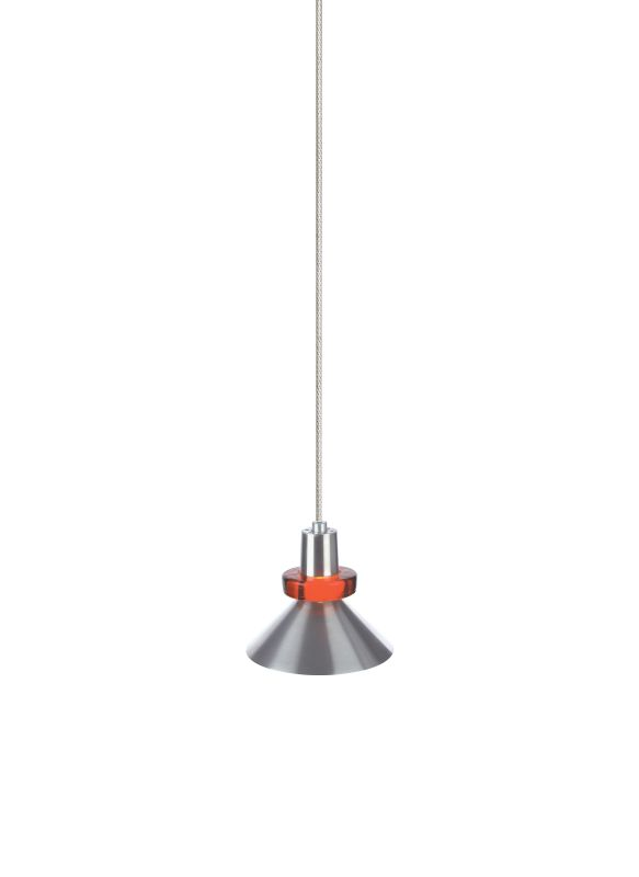 Tech Lighting 700KWKSR Kable Lite Hanging Wok Metal Shade Pendant with Sale $169.60 ITEM: bci829030 ID#:700KWKSRC UPC: 756460588977 :