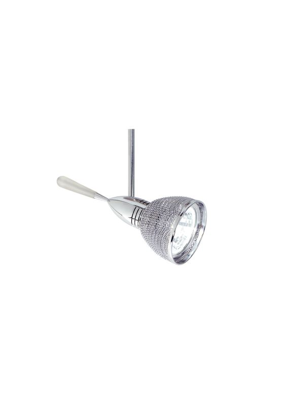 "Tech Lighting 700MOAE6 MonoRail Aero Low-Voltage Head with 6"" Stem"