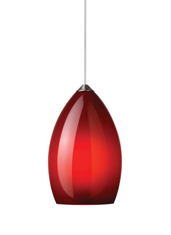 Tech Lighting 700MOFIRFR MonoRail Firefrost Red Murano Glass Pendant - Sale $313.60 ITEM: bci827629 ID#:700MOFIRFRZ UPC: 756460944469 :