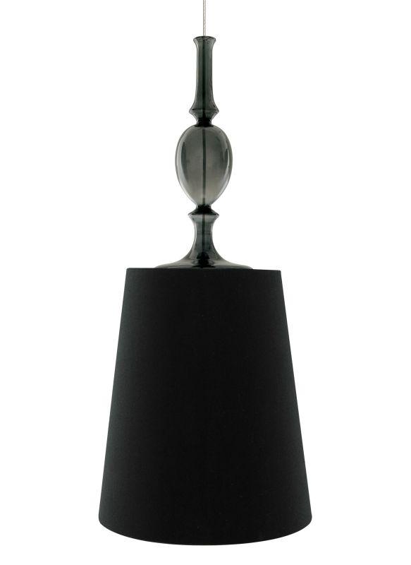 Tech Lighting 700MOKIEBK-LED Kiev 1 Light MonoRail LED 12v Mini