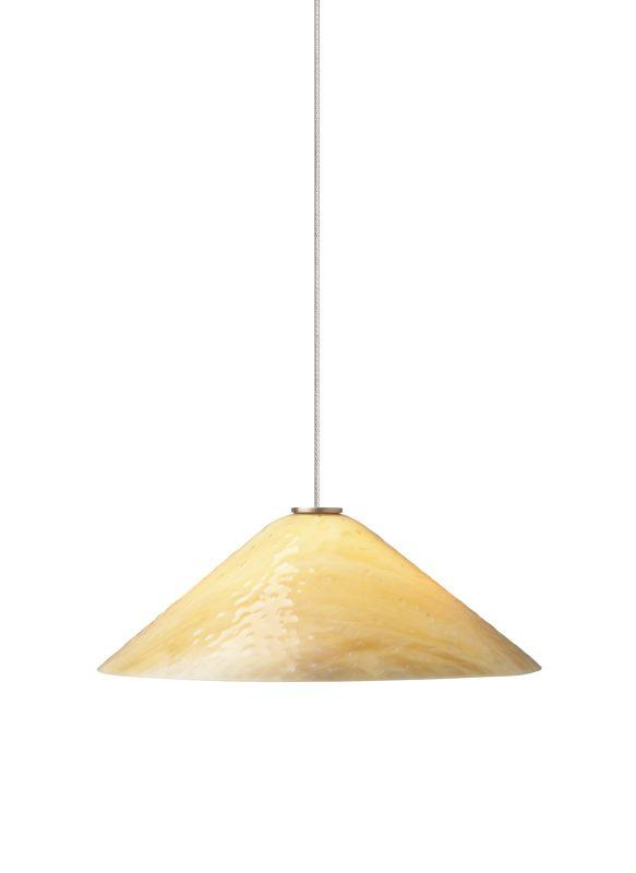 Tech Lighting 700MOLRKS MonoRail Mini Larkspur Sand Slumped Plate