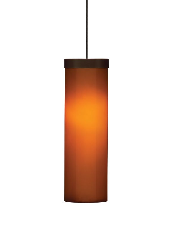 Tech Lighting 700MOMHUDN MonoRail Mini Hudson Brown Cylindrical Glass Sale $235.20 ITEM: bci2261967 ID#:700MOMHUDNS UPC: 884655021951 :