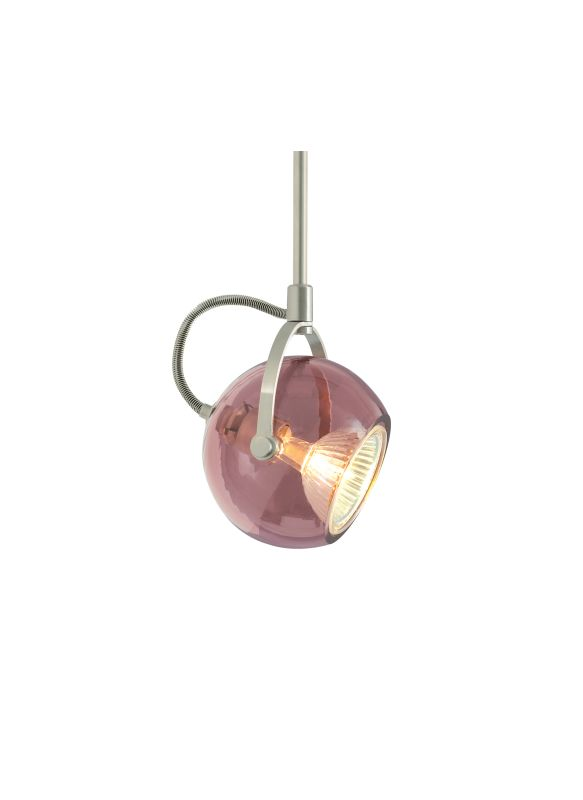 Tech Lighting 700MOPOD06M MonoRail Pod Amethyst Translucent Glass Orb Sale $128.80 ITEM: bci829800 ID#:700MOPOD06MC UPC: 756460021771 :
