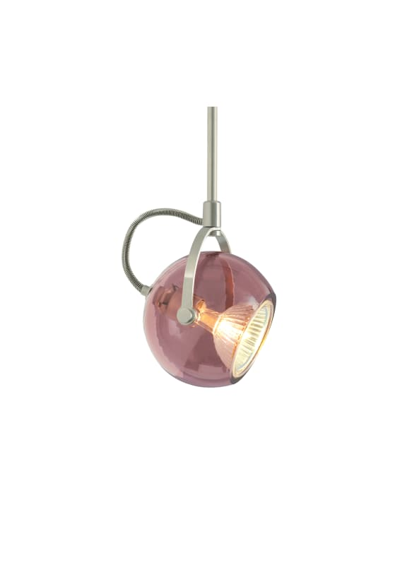 Tech Lighting 700MOPOD06M MonoRail Pod Amethyst Translucent Glass Orb Sale $128.80 ITEM: bci829801 ID#:700MOPOD06MS UPC: 756460021788 :